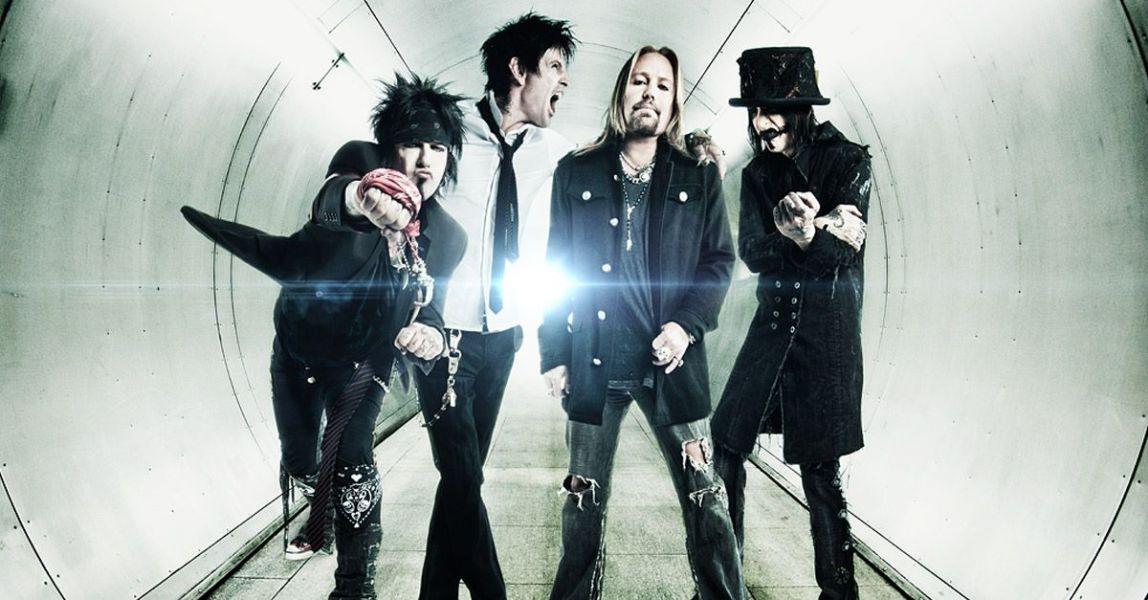 Final Mötley Crüe Tour To Hit Allentown, PA