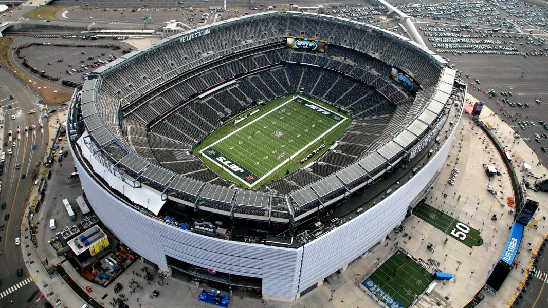 Getting to Metlife Stadium with public transportation