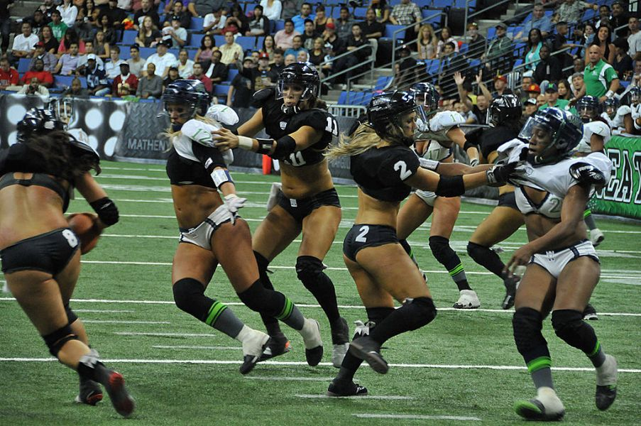 Atlanta Steam have perfect season to date in women's football
