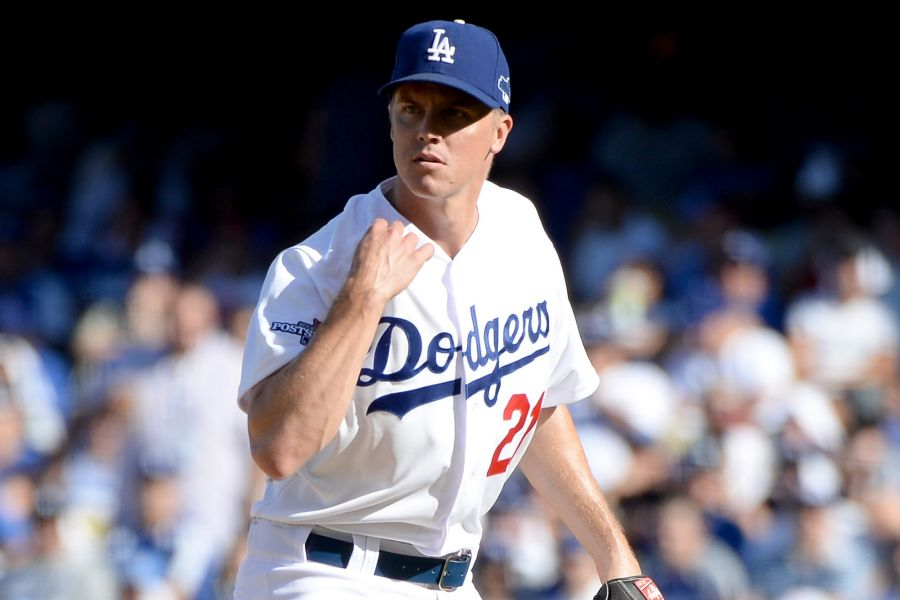 The Dodgers pitching troubles continue