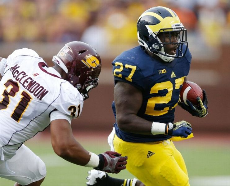 The Michigan Wolverines need a running back to emerge