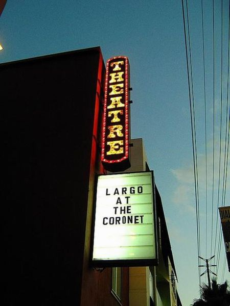 Guide to Largo at the Coronet