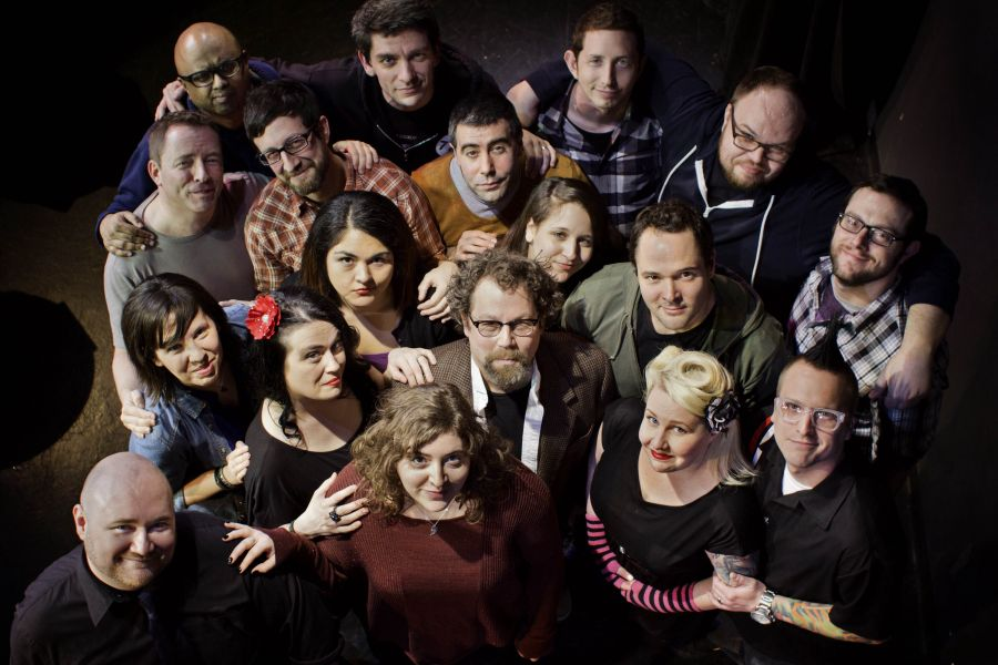 Apply now to participate in the 14th Annual Chicago Sketch Comedy Festival