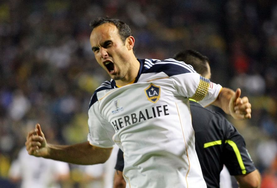Donovan continues to be guardian of the LA Galaxy