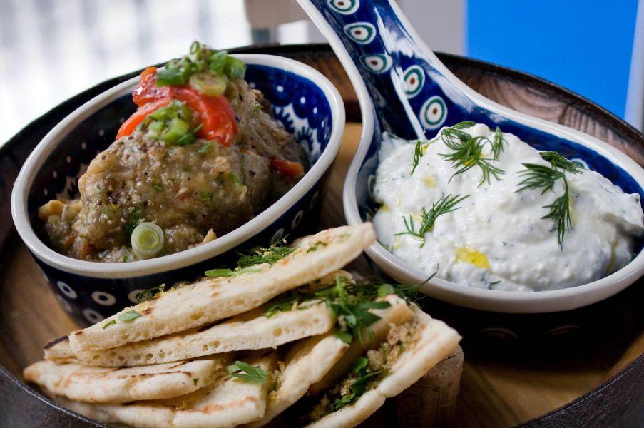 Three chic spots for Mediterranean cuisine in Manhattan