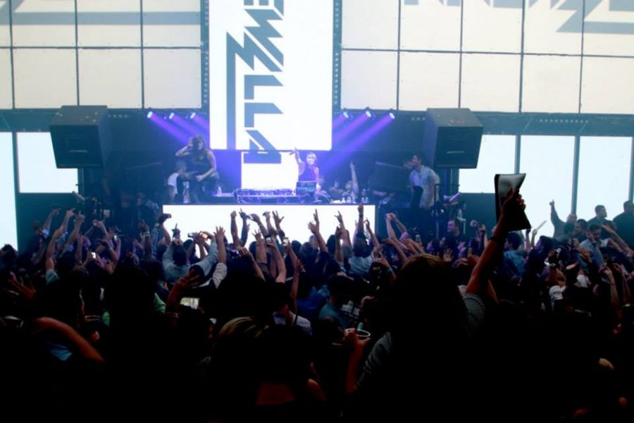 Krewella headlines at HAZE Nightclub in Las Vegas Labor Day Weekend