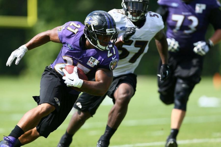 NFL's Goodell revises conduct policy in response Ravens' Rice suspension