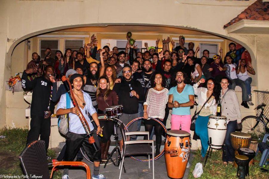 Words & Wine encapsulates Miami's DIY music and arts scene