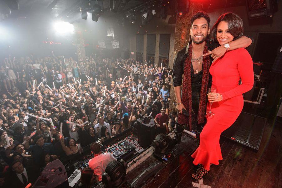 Miguel Headlines Labor Day Weekend Festivities At Hyde Bellagio In