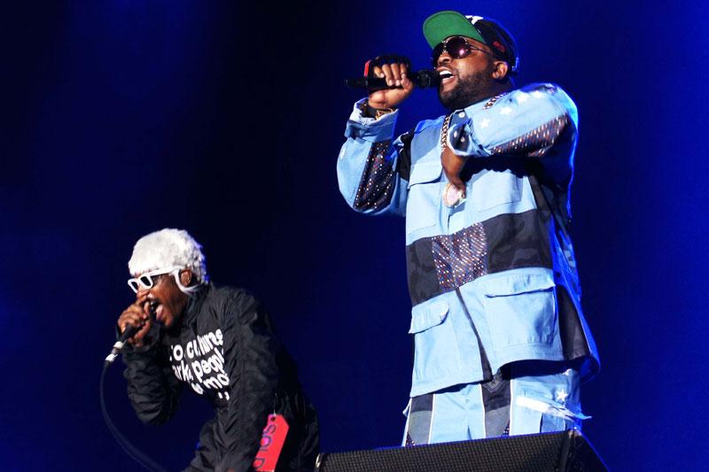 Lollapalooza 2014 Saturday highlights: Outkast reclaim their throne