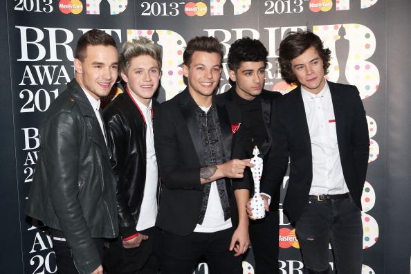 One Direction announces 2014 stadium world tour