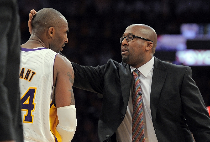 Former Lakers coach Mike Brown believes Kobe Bryant will ...