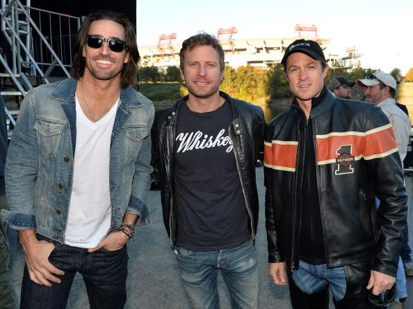 Dierks Bentley Amp Friends Raise Money At Miles Amp Music For