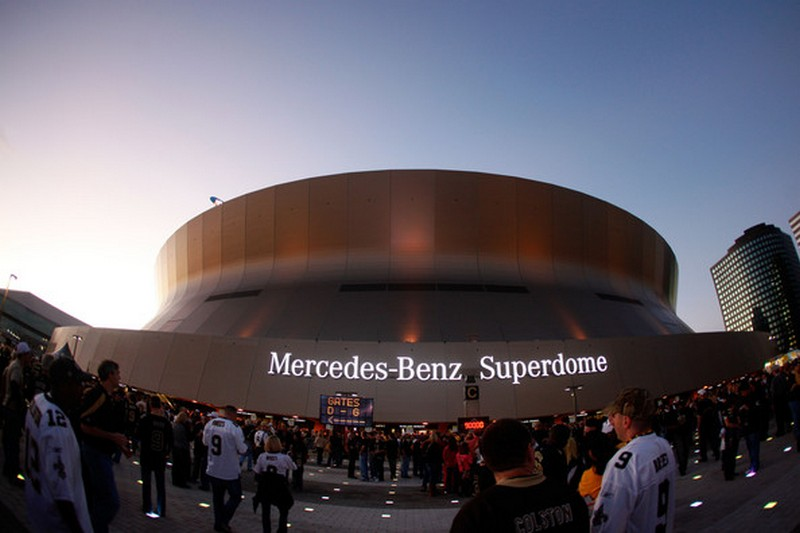 Best Local Transportation To Get To The Mercedes Benz Superdome
