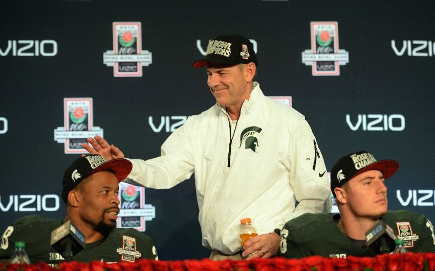 Braxton Miller's injury potentially opens a door for Michigan State