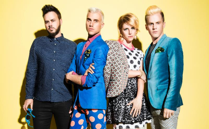Neon Trees announce First Things First Tour