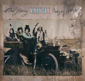 Neil Young & Crazy Horse debut fourth song and video from new 'Americana' album