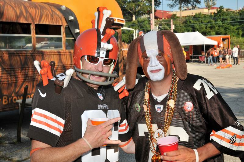 The 10 commandments of Cleveland Browns tailgating