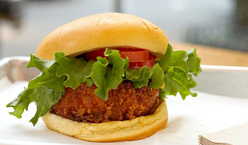 Three cheap and delicious veggie burgers in New York