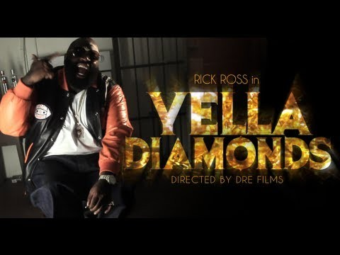 Rick Ross releases official 'Yella Diamonds' music video