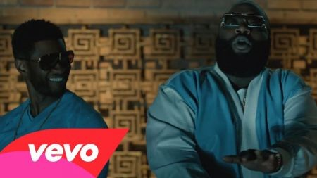 Usher releases official 'Lemme See' music video featuring Rick Ross