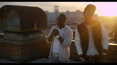 Wiz Khalifa releases official 'Let It Go' music video featuring Akon