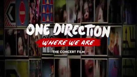 One Direction announce new concert movie and release first trailer