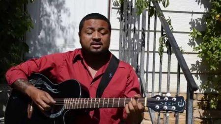 Based in Las Vegas, Jefferson Montoya sings his personal message globally