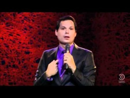 Michael Ian Black: comedian, writer, TV personality, and always funny