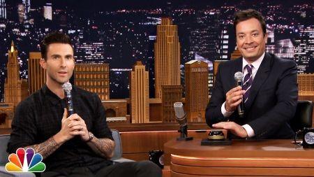 Adam Levine's Michael Jackson impression: the Maroon 5 singer's funniest moments