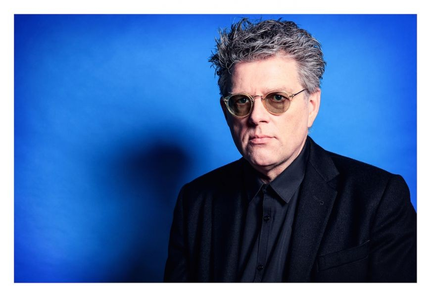 Tom Bailey of The Thompson Twins to perform with The Retro Futura Tour at the Mandalay Bay Beach on Sept. 5, 2014.