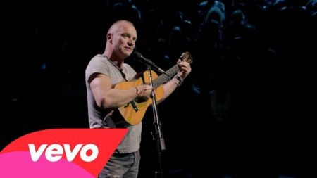 "Sting releasing ""The Last Ship — Live At The Public Theater DVD"" on DVD"