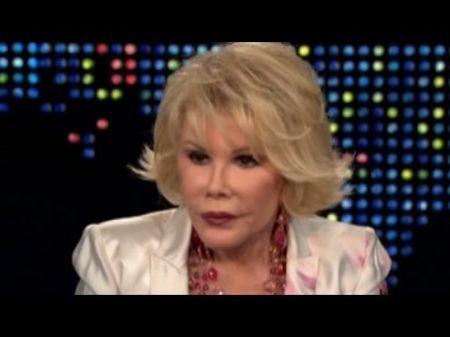 Joan Rivers passes away at age 81