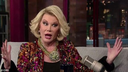 Joan Rivers' best jokes and quotes