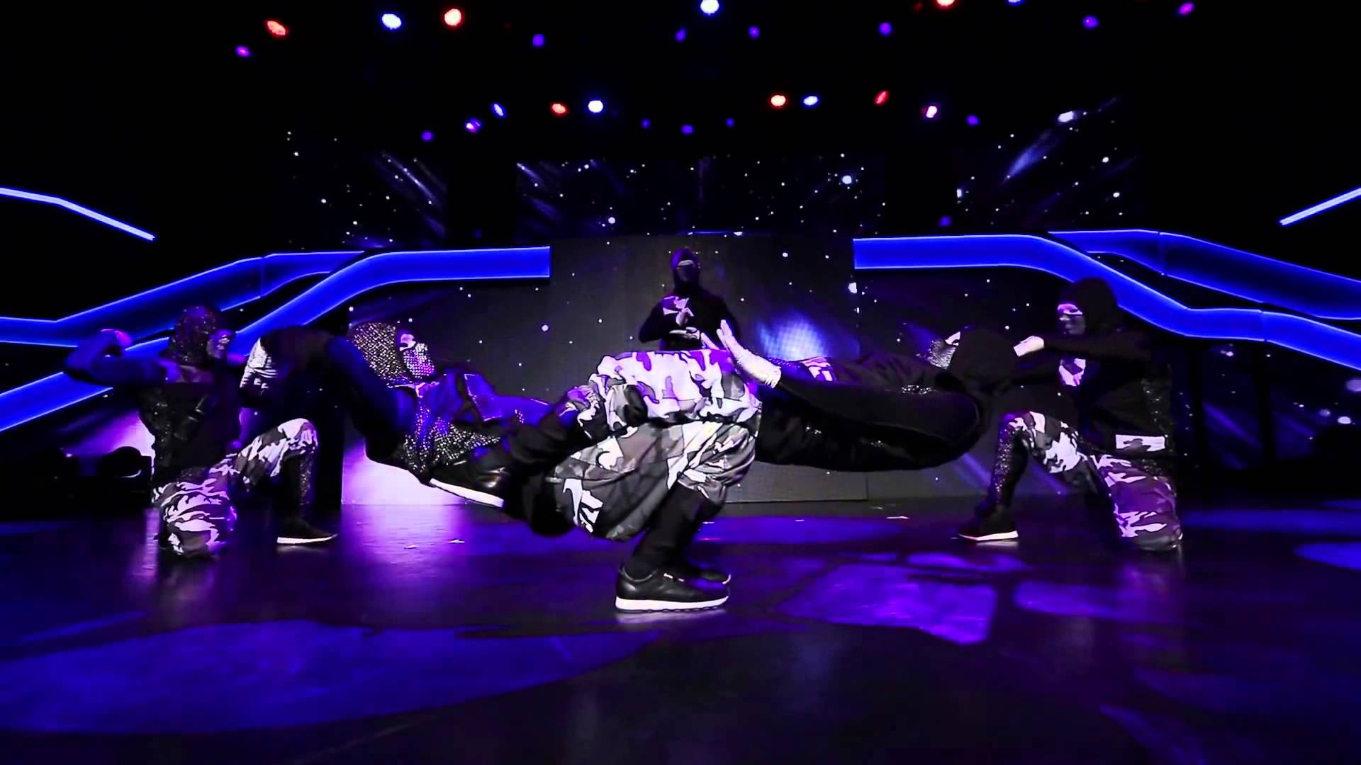 The Jabbawockeez From 039America039s Best Dance Crew