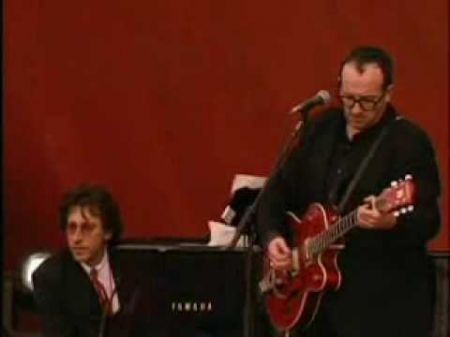 Elvis Costello with strings