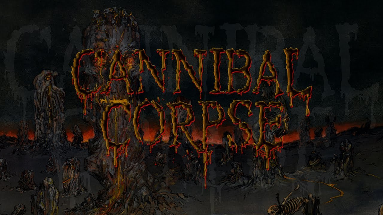 Cannibal Corpse's 'A Skeletal Domain' is almost here