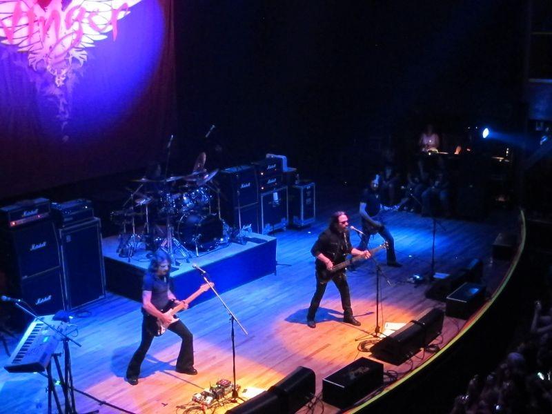 Hard rock band Winger rocks Penn's Peak in flawless performance