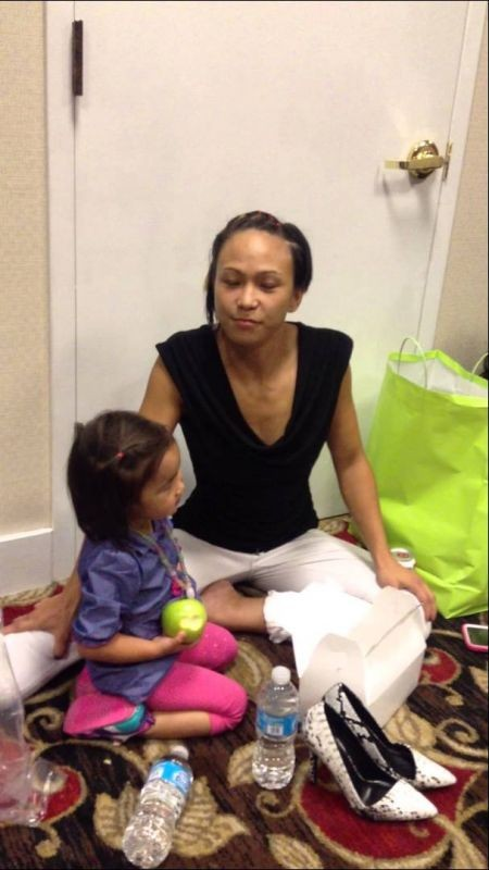 Michelle Waterson reveals predictions for The Ultimate Fighter 20