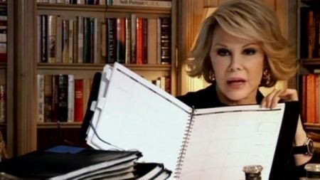 Joan Rivers: a life in comedy