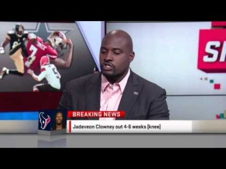 Houston Texans replace Clowney with Mercilus in starting lineup