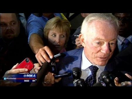 Dallas Cowboys owner Jerry Jones accused of sexual assault