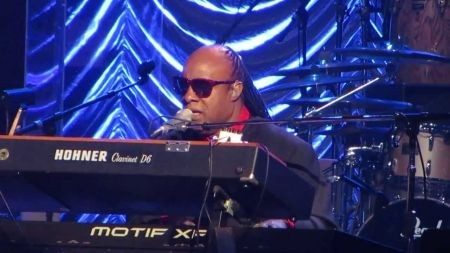 Stevie Wonder's Songs in the Key of Life Tour kicks off in NYC November 6