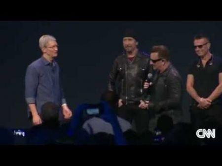 U2 releases 'Songs Of Innocence' free on iTunes