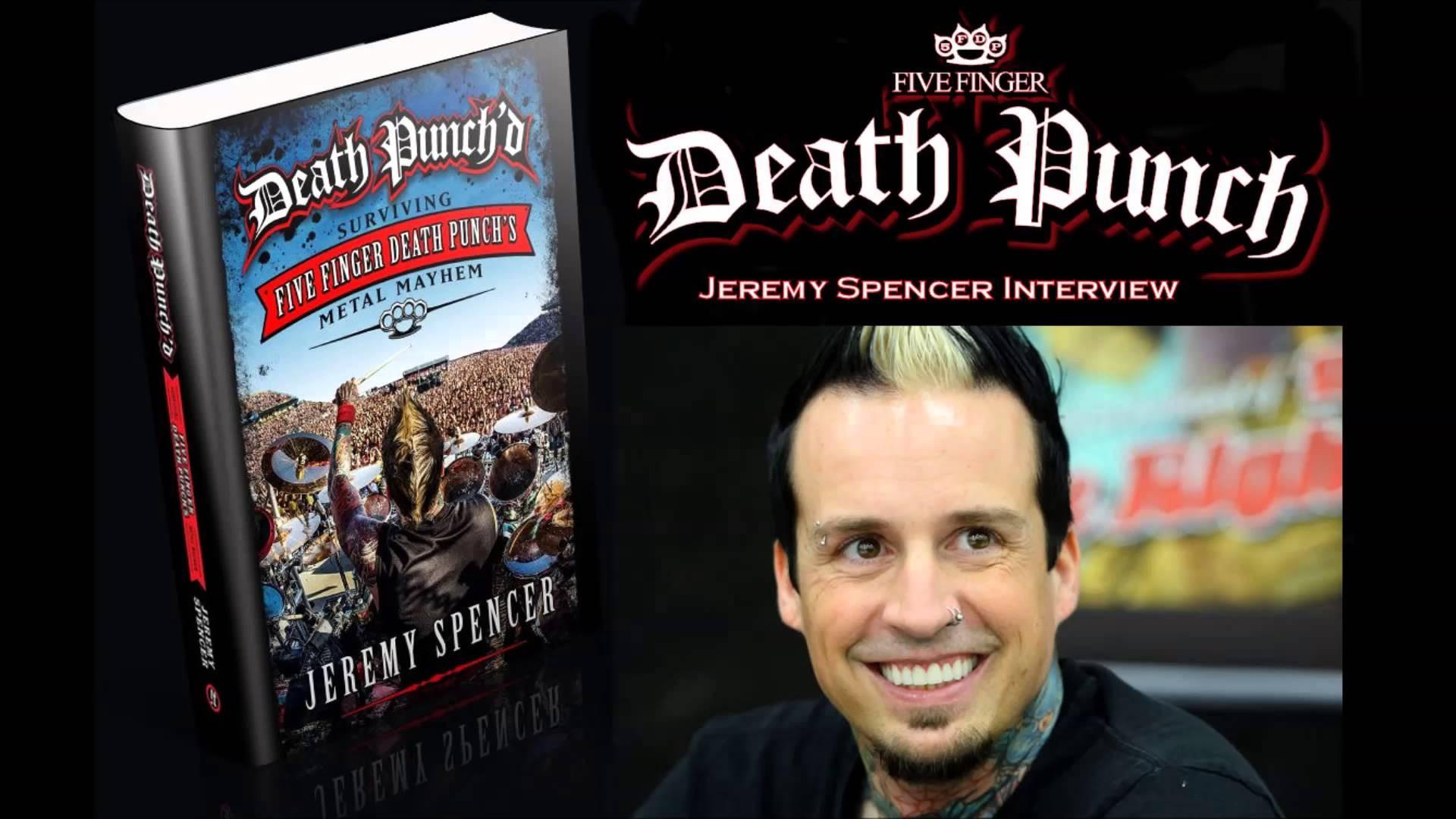 Five Finger Death Punchs Jeremy Spencer Talks Death Punchd