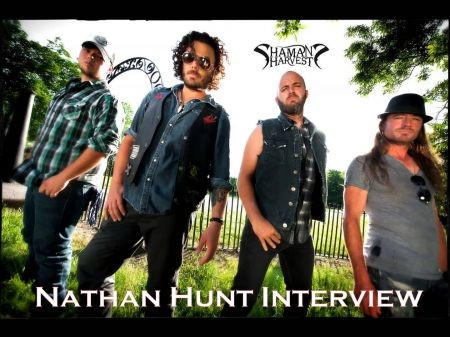 Shaman's Harvest interview: Missouri rockers rise up on new record