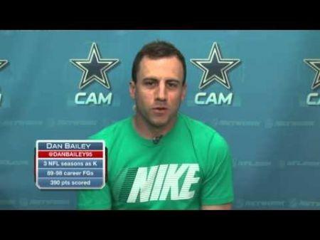 Dallas Cowboys kicker closing in on consecutive field goals record