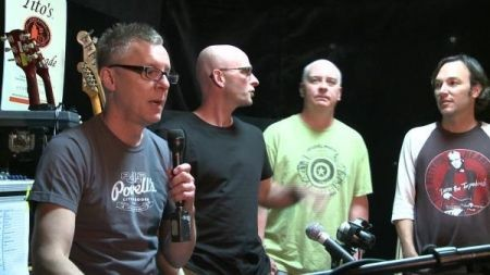 90s rock band, The Toadies, continue the legend with 'Possum Kingdom'