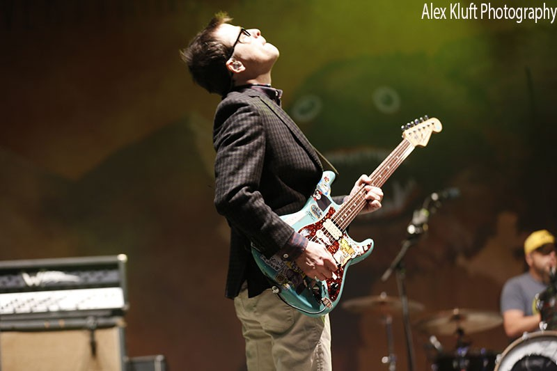 The Cure and Weezer Close Out the Final Day of Riot Fest