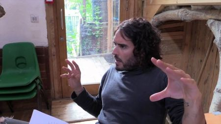 Russell Brand: The comedic king of comeback comments, FOX News rival